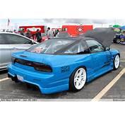 Blue Nissan 240SX  BenLevycom