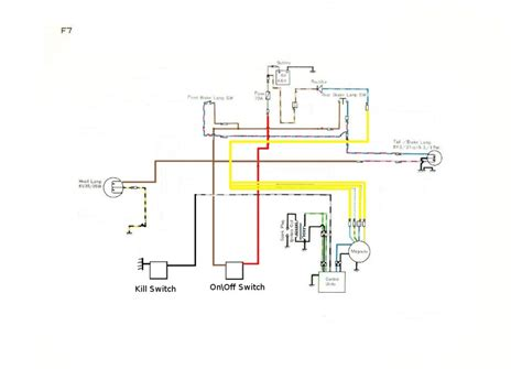 kawasaki 650sx wiring diagram kawasaki automotive wiring