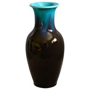 glaze pottery vase vases
