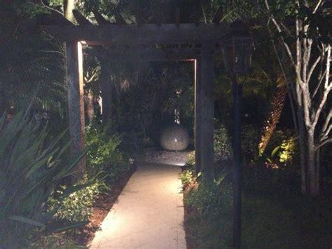 Outdoor Lighting Installation Central Florida Outdoor Lighting Installation The Landscape Renovator