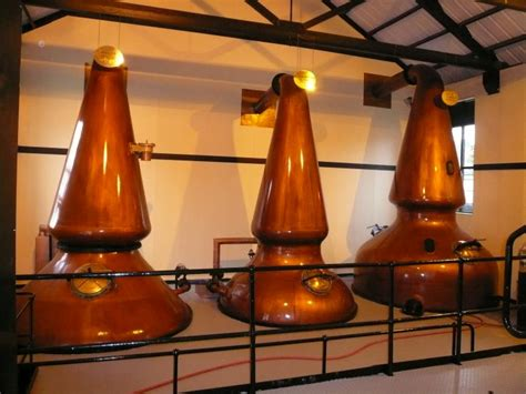Still Room by Whisky Science Distillation In Scotland