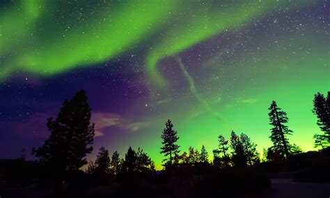 how to view northern lights how to see the northern lights on a budget wanderlust