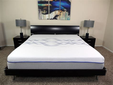 hybrid beds eluxurysupply hybrid mattress review sleepopolis