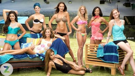 the backyard babes big brother 16 spoilers backyard house guest photos