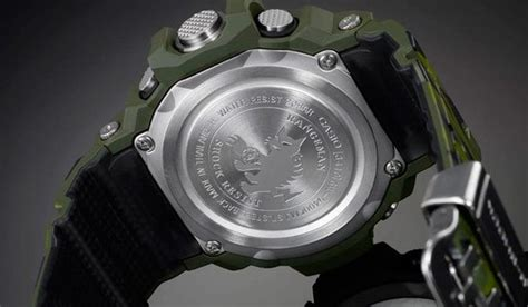 Casio G Shock Gwg 1000new in camo new and modern series wrist watches casio g