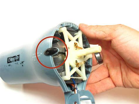 Hair Dryer Cord Repair conair cord keeper 169xr cord retracting button