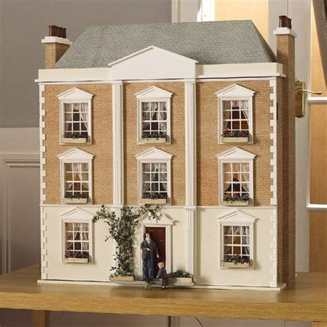 the dolls house builder the dolls house emporium montgomery hall kit