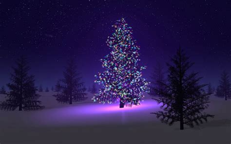 22 beautiful christmas tree wallpapers merry christmas
