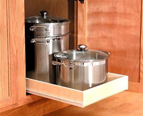 Sliding Shelves For Kitchen Cabinets by Kitchen Pullout Shelf Sliding Shelving