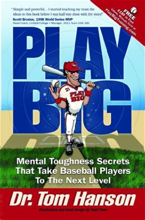 planning the play the next level books play big mental toughness secrets that take baseball
