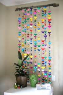 Diy Paper Home Decor 20 Extraordinary Smart Diy Wall Paper Decor Free Template Included