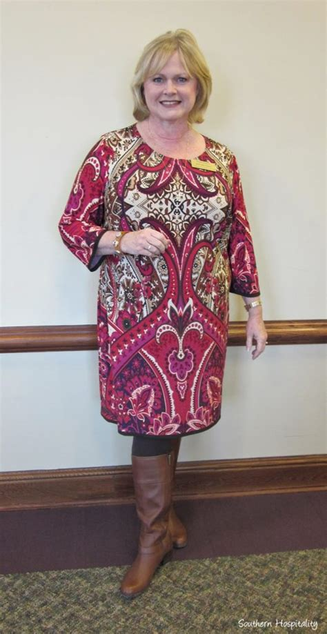 dresses with boots for women over 50 fashion over 50 boots and dresses southern hospitality