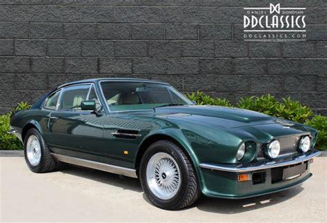 Aston Martin V8 For Sale by Aston Martin V8 Vantage X Pack 6 3 Lhd Last Car Built