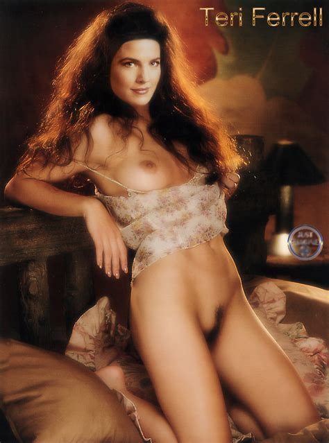 Terry Farrell Nude Fakes Sex Porn Images