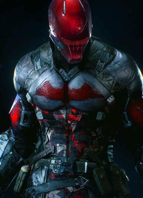 jason todd dc comics batman red hood  batman arkham