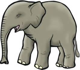 elephant clip art images pictures download free