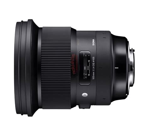 Sigma F 1 4 Nikon sigma 105mm f 1 4 dg hsm lens nikon rumors co