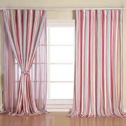 Pink And White Striped Curtains Micolcirid Lovely New Curtains For My House