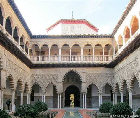 moorish architecture moorish architecture in seville images