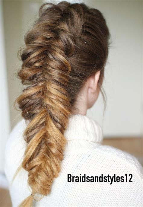 how to dutch fishtail braid elsa hair youtube the 25 best dutch fishtail braid ideas on pinterest