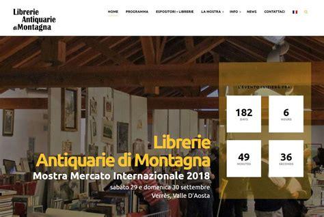 librerie antiquarie on line notizie sulle mostre e appuntamenti della libreria antiquaria