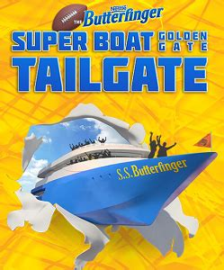 Tailgate Sweepstakes - nestl 233 super boat golden gate tailgate sweepstakes over 2 500 prizes
