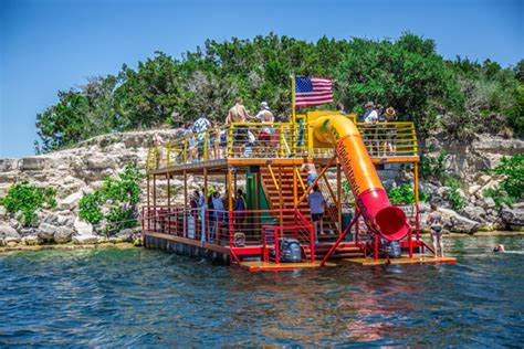 vip boat rental austin tx lake travis party boat rental party barge rental lake travis