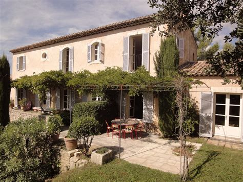 newly built newly built houses a provencal bastide softly rendered