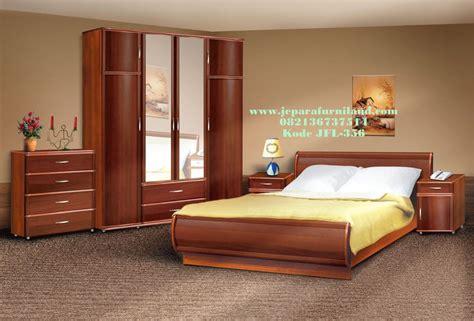 model set kamar tidur utama minimalis jati simple elegant kamar tidur set utama jati terbaru