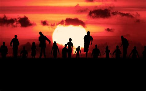 background zombie zombie wallpaper and background 1440x900 id 235773