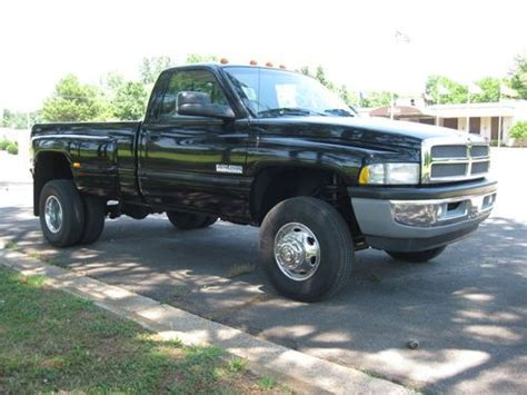 find used 2001 dodge ram 3500 4x4 6 speed manual