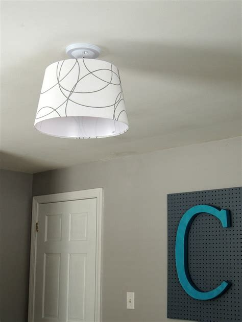 nursery ceiling light transitional gray mint and navy baby boy nursery