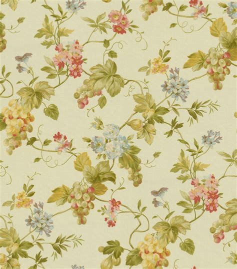 home decor print fabric waverly napoli cameo jo