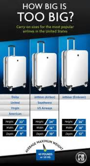 united airlines carry on bag size dimensions
