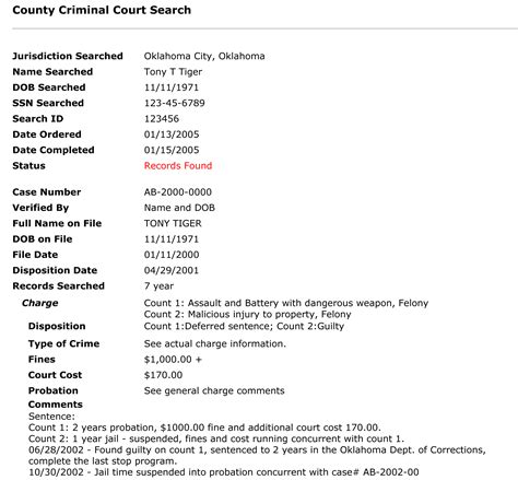 County Court Search Universal Background Screening County Court Search