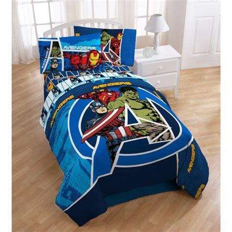 Avengers Bedding And Bedroom Decor Bedroom Theme Marvel Bedding Sets