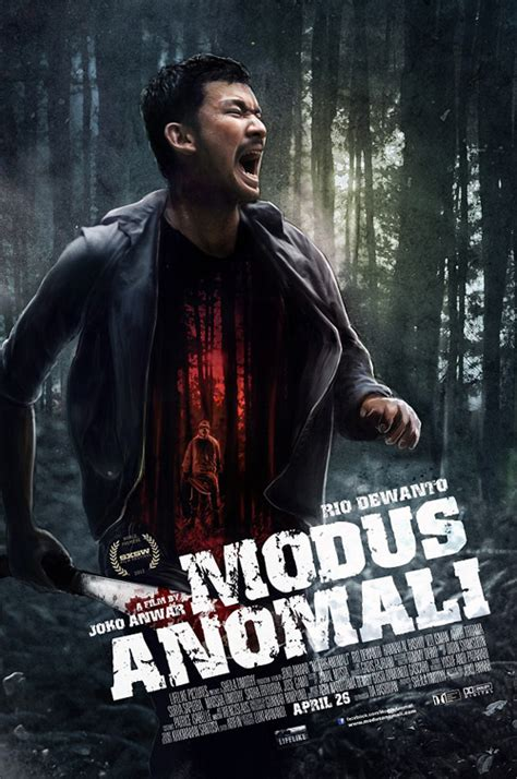 film indonesia mars modus anomali film indonesia poster daily mars