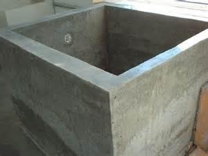 diy concrete ofuro bathtub by splatgirl via flickr doug