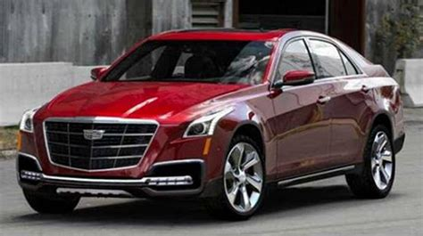 2019 Cadillac Ct3 by 2017 Cadillac Ct2 Redesign Interior Specs Release Date