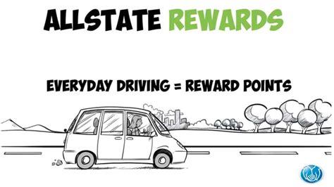Allstate Rewards Gift Cards - allstate rewards a new program to promote safe driving the digital insurer