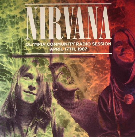 Kaos Distro Nirvana Record Collector nirvana olympia community radio session april 17th 1987 vinyl at juno records
