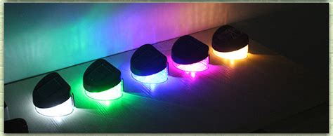 Bright Solar Landscape Lights Free Shipping 5 Colors Customized Solar Lights L Led