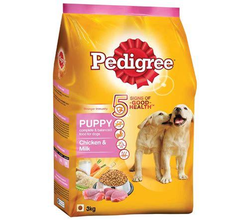 puppy food without chicken pedigree puppy chicken milk food pet store india