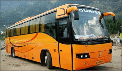 Delhi To Shimla Sleeper by Delhi Manali Volvo Service Daily Volvo Ticket