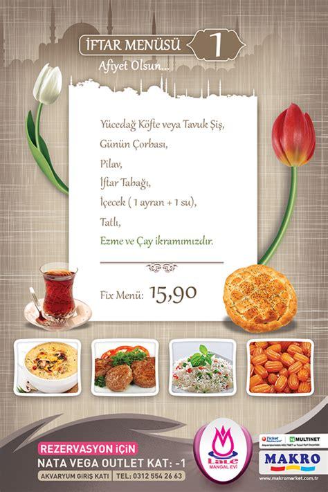 ramadan menu design ramazanı şerif men 252 tasarımı ramadan menu design on behance