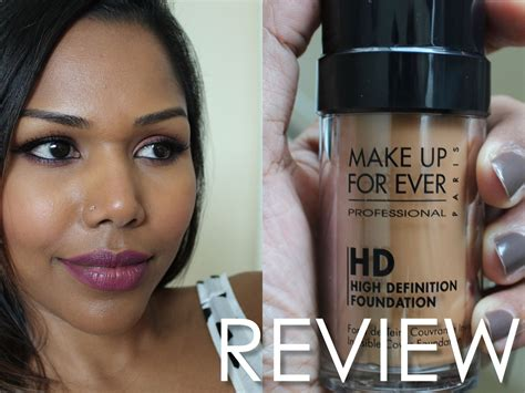 Foundation Make makeup forever uk style guru fashion glitz style unplugged