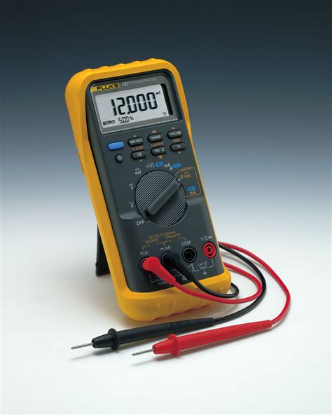 Multimeter Fluke 787 fluke 787 and 789 process meter cetm