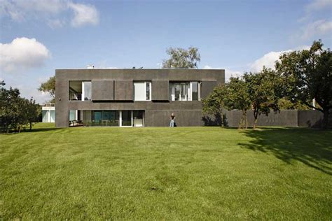 The Safe House by Safe House New Home House In Warsaw E Architect