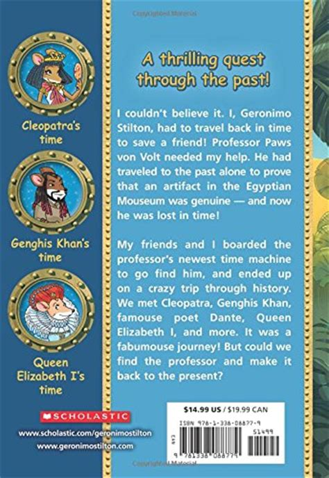 when the meaning is lost the journey through the grief the void and the choice to live fully once again after a loss books lost in time geronimo stilton journey through time 4