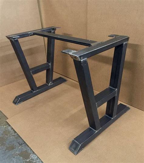 steel dining table legs 25 best ideas about steel table on steel
